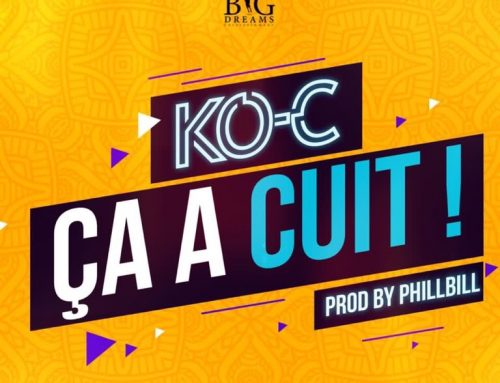 Video + Download: Ko-c – Ça A Cuit (Prod. By Phillbillbeatz)