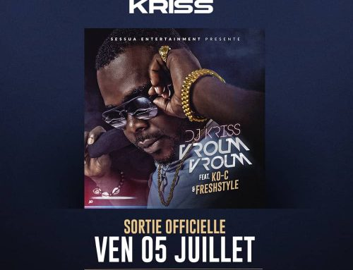 Video + Download :  DJ Kriss – Vroum Vroum Feat Ko-C, FreshStyle (Prod. by Dj Kriss)