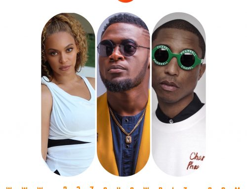 Audio + Download: Salatiel x Pharell Williams x Beyonce – Water (Prod. By P2J x Beyoncé)