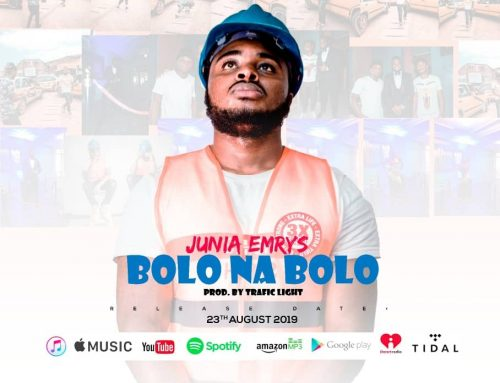 Video + Download: Junia Emrys – Bolo Na Bolo (Prod. By Elsco)