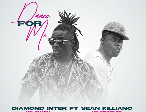 Audio + Download: Diamond Inter – Dance For Me FT Sean Killiano (Prod. By Rapnem Drummer)