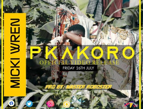 Video + Download: Micki Wren – Pkakoro (Prod. By Master Roboster)