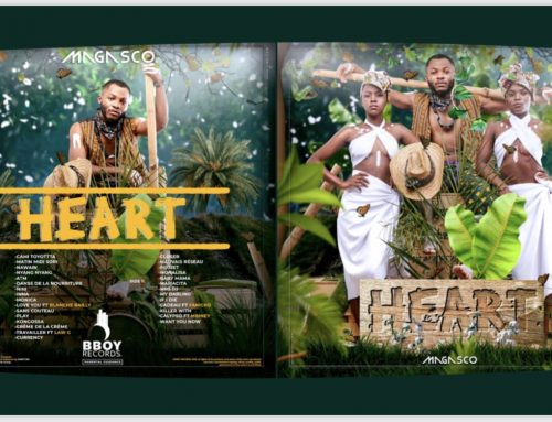 "Magasco Releases Double Album ""HEART"" : Buy NOW"