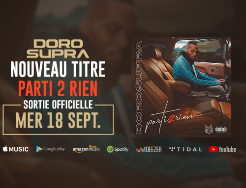 Audio + Download : Dorosupra – Parti de Rien