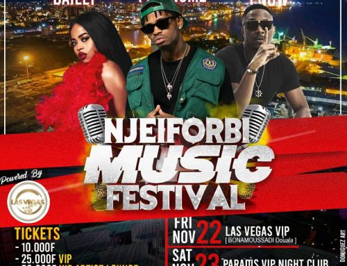 Tanzanian Superstar Diamond Platnumz Announces Cameroon Concerts Alongside Blanche Bailly And Stanley Enow!