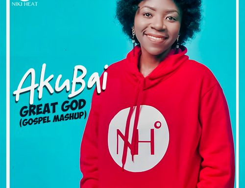 AkuBai Joins Niki Heat Entertainment and Releases Gospel Mashup