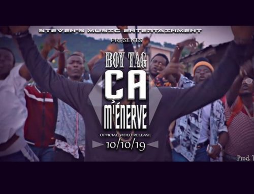 Video + Download: Boy TAG – Ça M'Énerve (Prod. By (T-Man Nation)