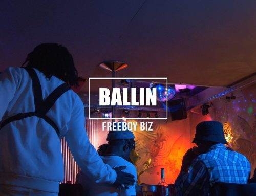 Video + Download: Freeboy Biz – Ballin' (Prod. By Elbeataloco)