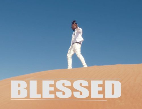 Video + Download: V2M – Blessed (Prod. By Godema)