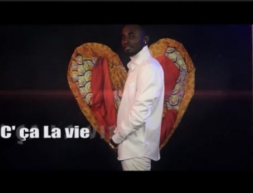 Video + Download: Dinga – C Ça La Vie (Prod. By Wesley Madings)