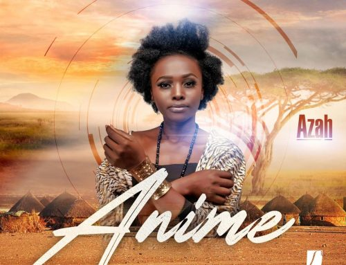 Audio + Download: Azah – Anime (Prod. By Akumba Music)