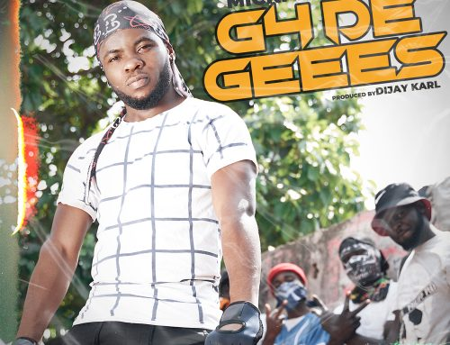 Audio + Download: Micki Wren – G4 De Gees (Prod. By Dijay Karl)