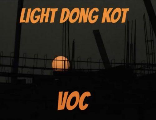 Audio + Do)wnload: VOC – Light Dong Kot (ENEO DISS) (Prod. By VOC