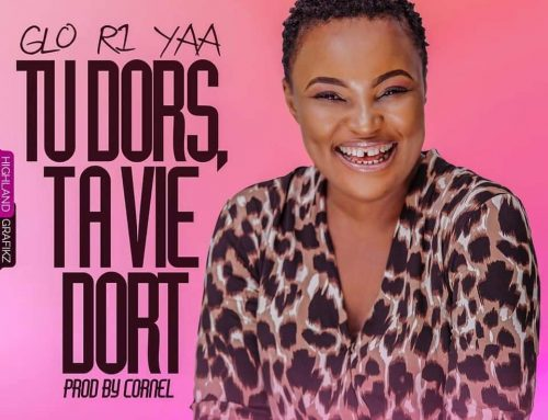 Video + Download: Glo Ri Yaa – Tu Dors Ta Vie Dort (Prod. by Cornel)