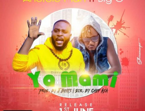 Video + Download: Android Man – Ya Mami Ft Big G Baba (Prod. By J Beatz)