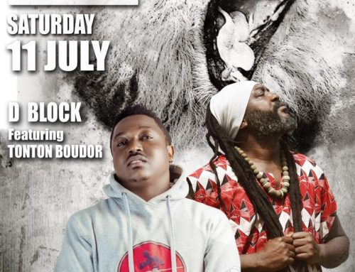 Video + Download: Dblock Rims' – Black Lions FT Tonton Boudor (Prod. By Nino)