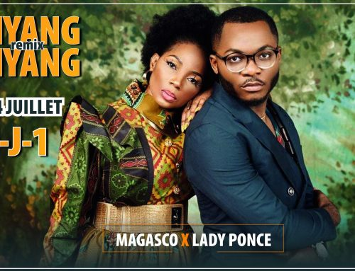 Video + Download: Magasco X Lady Ponce – Nyang Nyang (Prod. By Magasco x Master Roboster)