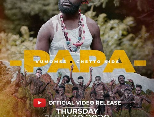 Video + Download: Vumonse – Papa FT Ghetto Kids (Prod. By Slim Beatz & Mageek Feengaz)