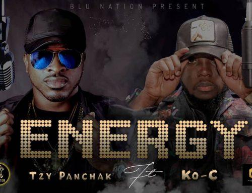 Video + Download: Tzy Panchak – Energy FT Ko-c (Prod. By Tony EF)