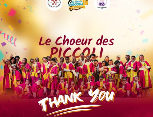 Video + Download: Le Choeur des Piccoli – Wear Your Smile | 237Showbiz