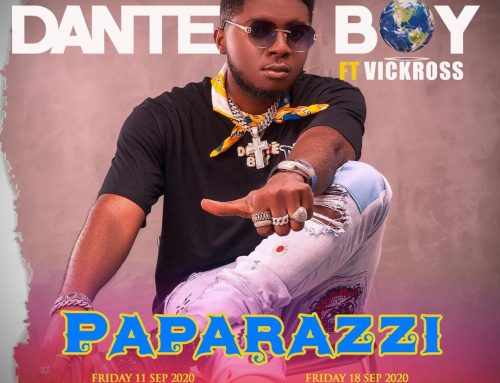 Video + Download: Dante Boy – Paparazzi FT. Vick Ross (Prod. By DJ Bizou)