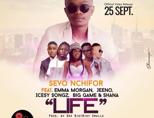 Video + Download: Sevo Nchifor – LIFE ft. Tileh Pacbo, Emma Morgan, Jeeno, Icesy Songz, BigGame, Shana (Prod. By Dre Bigybigy Smalls)