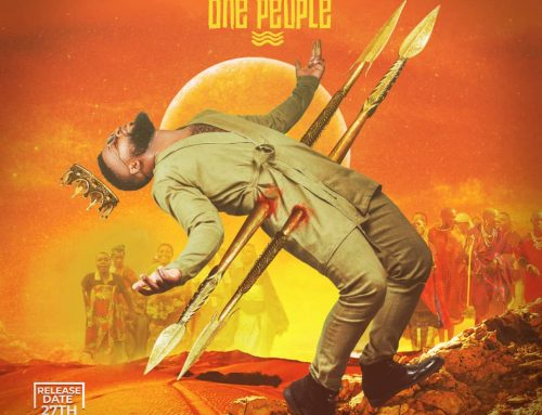 Audio + Download: Ibali – One People (Prod. By CFX)