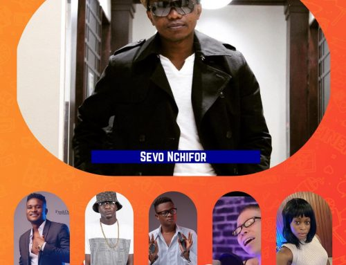 "Sevo Nchifor Holds The Hands Of 5 Upcoming Cameroonian Artistes in ""LIFE"""