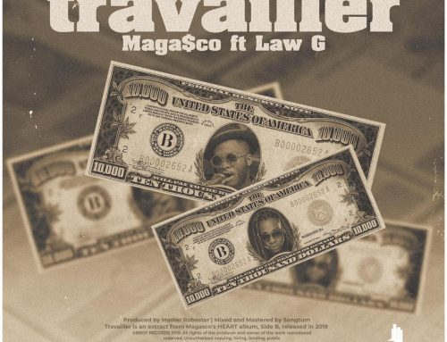 Video + Download: Magasco – Travailler feat. Law G (Prod. By Master Roboster)