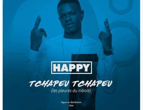 Video + Download: Happy – Tchapeu Tchapeu (Prod. By Sa Majeste Junior Abega)