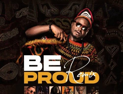 Video + Download: Witty Minstrel – Be Proud Remix ft Magasco, Vernyuy Tina, Awu, Kameni, Gasha, Mr. Leo (Prod. By Kovapot & Wasse)