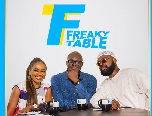 "Hottest Entertainment Show ""Freaky table"" returns For Season 2 & It's Fiyaaa!"