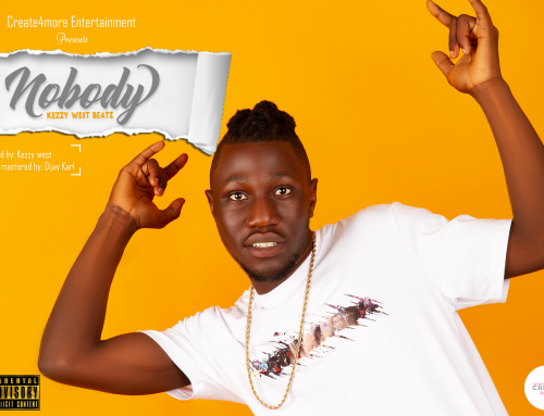 Video + Download : Kezzy West- Nobody (Produced by Kezzy West Beats)