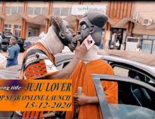 Video + Download: Dp Star Yong – Juju Lover (Directed by Mr Ewi)