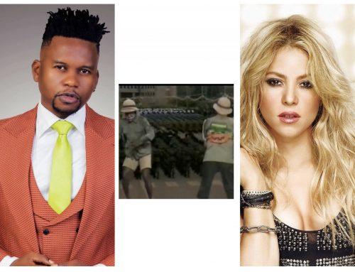 "Wax Dey Reveals He Sued Shakira Over $400.000 For ""Zangalewa"" – 237Showbiz"