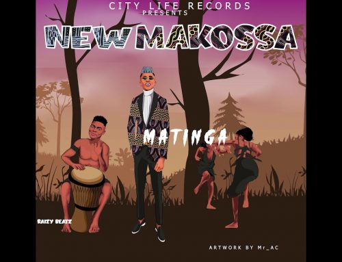 Audio + Download: Matinga – New Makossa ( Prod. by Raizy Beatz.)