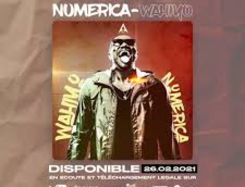 Audio + Download: Numerica – Wahiyo (Produced By Rollx Kng)