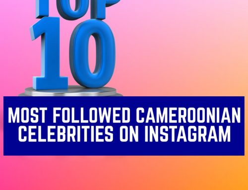 TOP 10 Most Followed Cameroonian Celebrities on Instagram 2021 – 237Showbiz