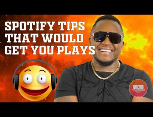 How To Increase Spotify Plays by MrJulz