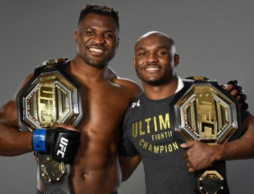 Can The Cameroonian Entertainment Industry Learn From The Brotherly Love Between Francis Ngannou & kamaru Usman ?