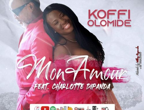Video + Download: Koffi Olomide ft Charlotte Dipanda (Prod. By Kofficentral)