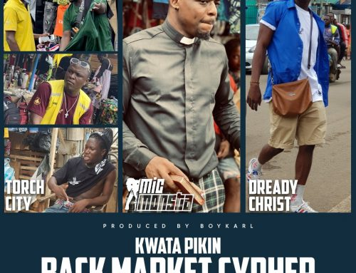 Video + Download: Kwata Pikin – Back Market Cypher (Directed by Mbeng Ngassa)