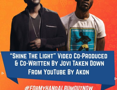 "AKON Takes Down ""Shine The Light"" Video Co-Written/Produced By Jovi From His YouTube – 237Showbiz"